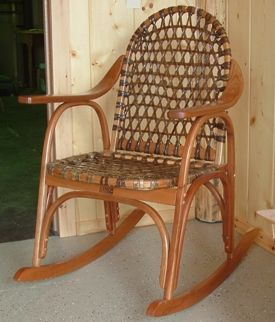 Snowshoe Furniture: SnowSource General Store I Have One That Was Custom  Made By My Husband