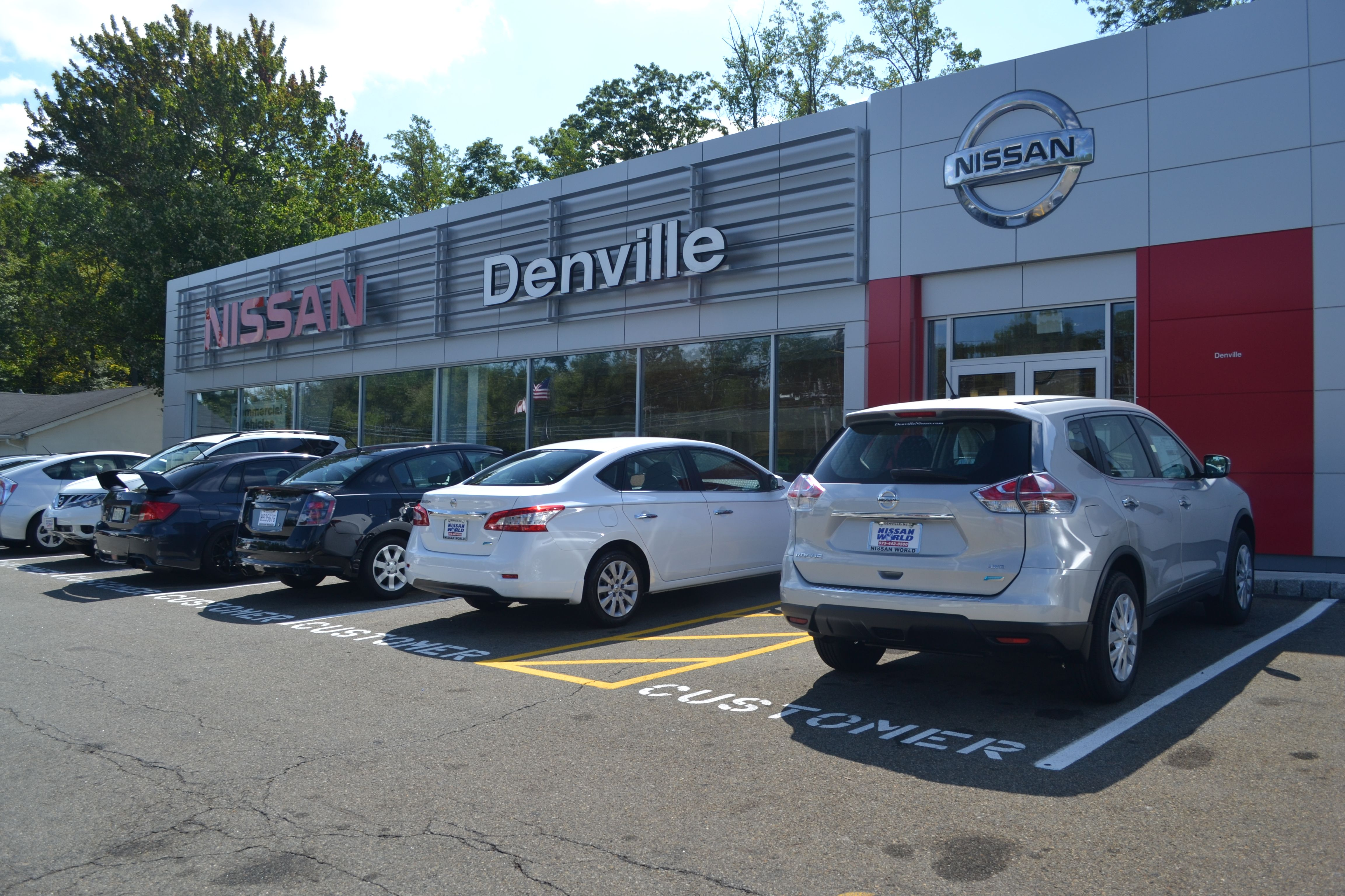 come visit us at nissan world of denville nissan dealership car dealership pinterest