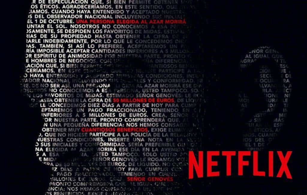 Vanaf 13 November Zal De Nieuwe Spaanse Psychologische Thriller Serie Te Zien Zijn Bij Netflix Original Een Zesdel Psychologische Thriller Netflix Thrillers