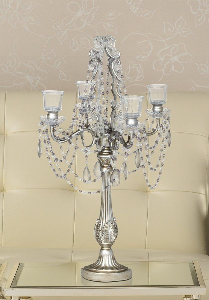 Silver Wedding Candelabras On SALE 33 Off Now Only 9999