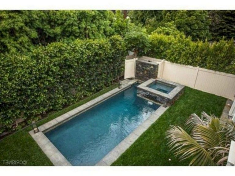 14 Best Small Pool Design Ideas For Your Small Yard Page 7 Of