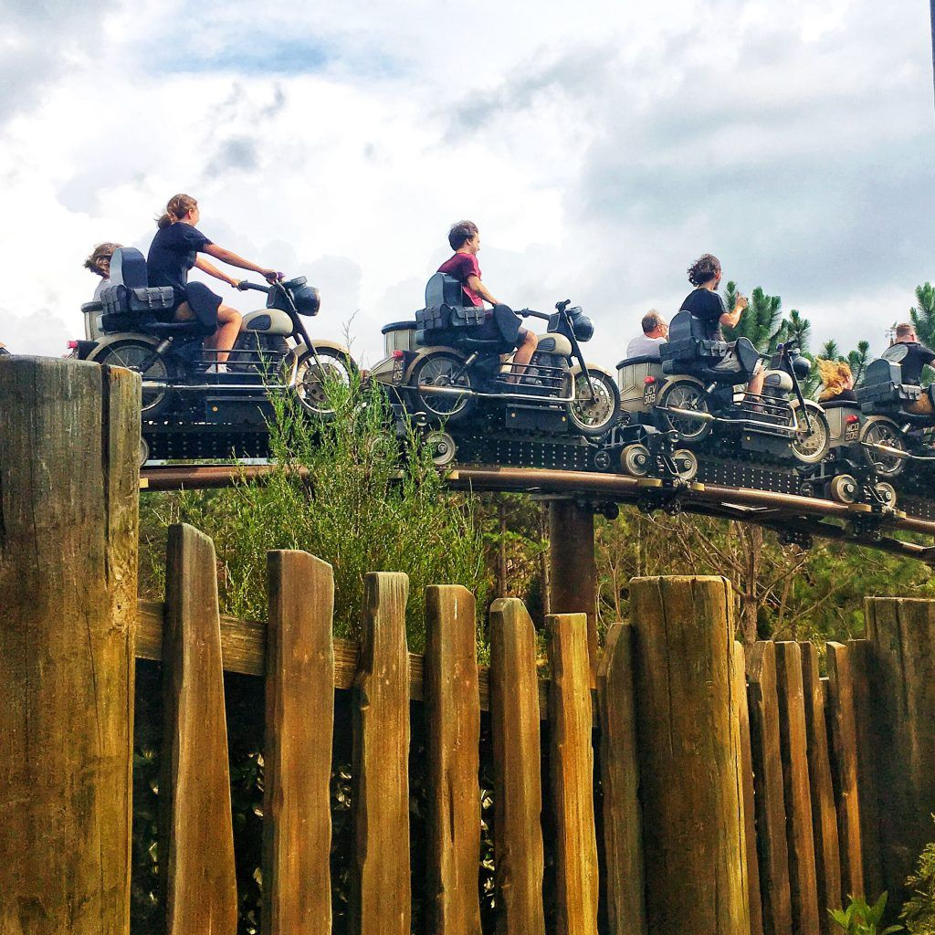 7 Mind Blowing Reasons You Ll Love Hagrid S Magical Creatures Motorbike Adventure Island Of Adventure Orlando Islands Of Adventure Orlando Planning