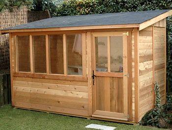 notre mod le d 39 abri de jardin une pente la rochelle en bois d couvrez tous nos abris de. Black Bedroom Furniture Sets. Home Design Ideas