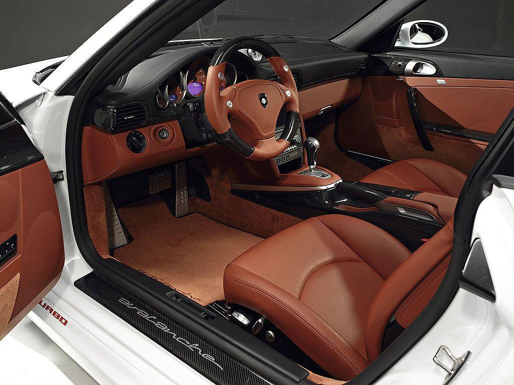 Car interior brown - Car Interiors