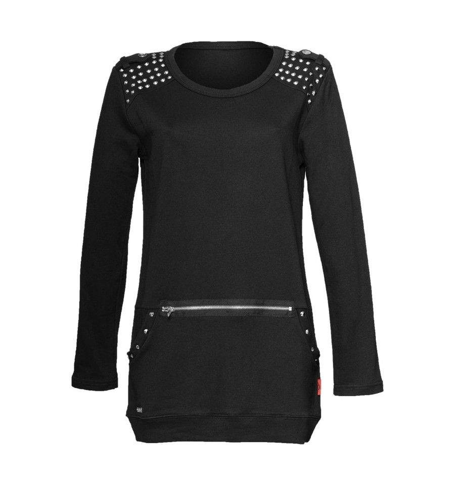 Gothic shop: Queen of Darkness oversized sweater dress | I Wish ...