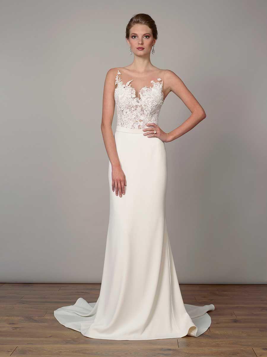 Liancarlo Spring 2019 Sleek And Sophisticated Femininity Wedding Dress Couture Wedding Dresses Bridal Dresses