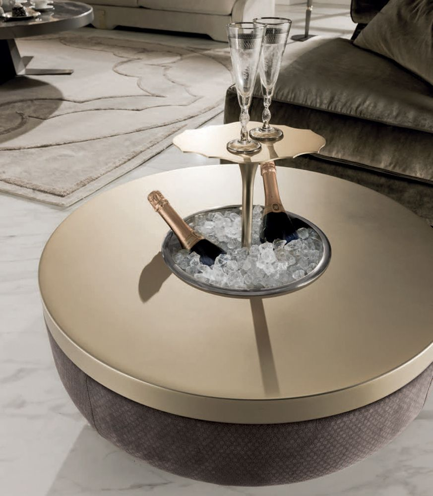Luxury design by Cassoni | Godwin bar Coffee table for a modern design living room | #coffeetable #moderndesign#livingroom the living room, modern living room, contemporary design | Visit our blog www.coffeeandsidetables.com