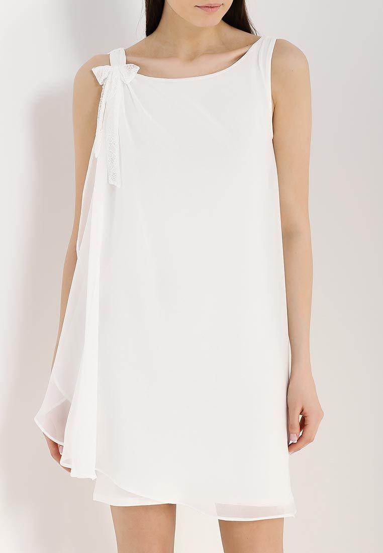 b74af38aea0b Платье Naf Naf купить за 3 999 руб NA018EWPTA82 в интернет-магазине  Lamoda.ru