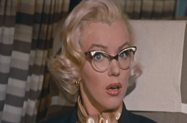 0f8ca567d6 Marilyn Monroe s glasses in
