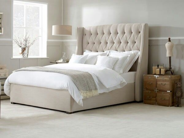 Master Bedroom King Size Bed http://www.theenglishbedcompany.co.uk/beds/austen-super-king-size