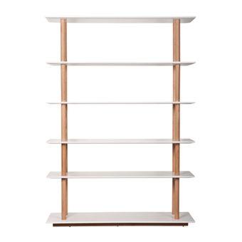 Zuiver High On Wood Boekenkast | House