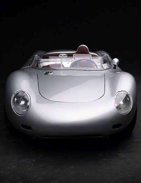 1959 Porsche Rsk Ralph Lauren S Vintage Cars Take Center Stage At L