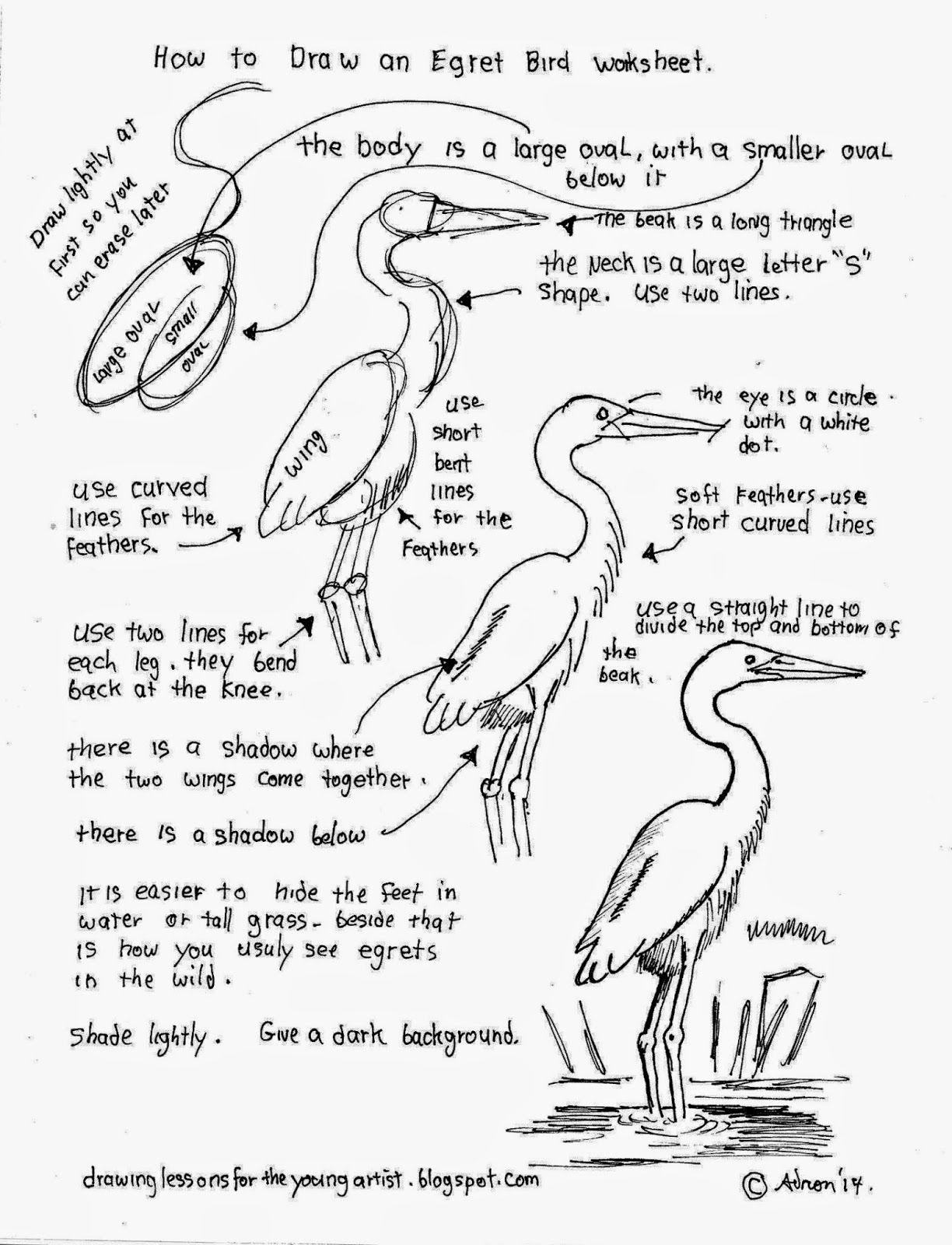 Free Drawing Worksheet See More At My Blog
