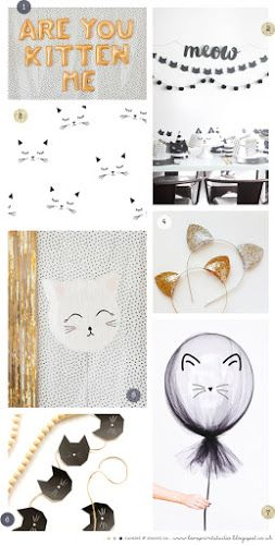 Inspired by...Kirra Jamison | love print studio blog #katzengeburtstag