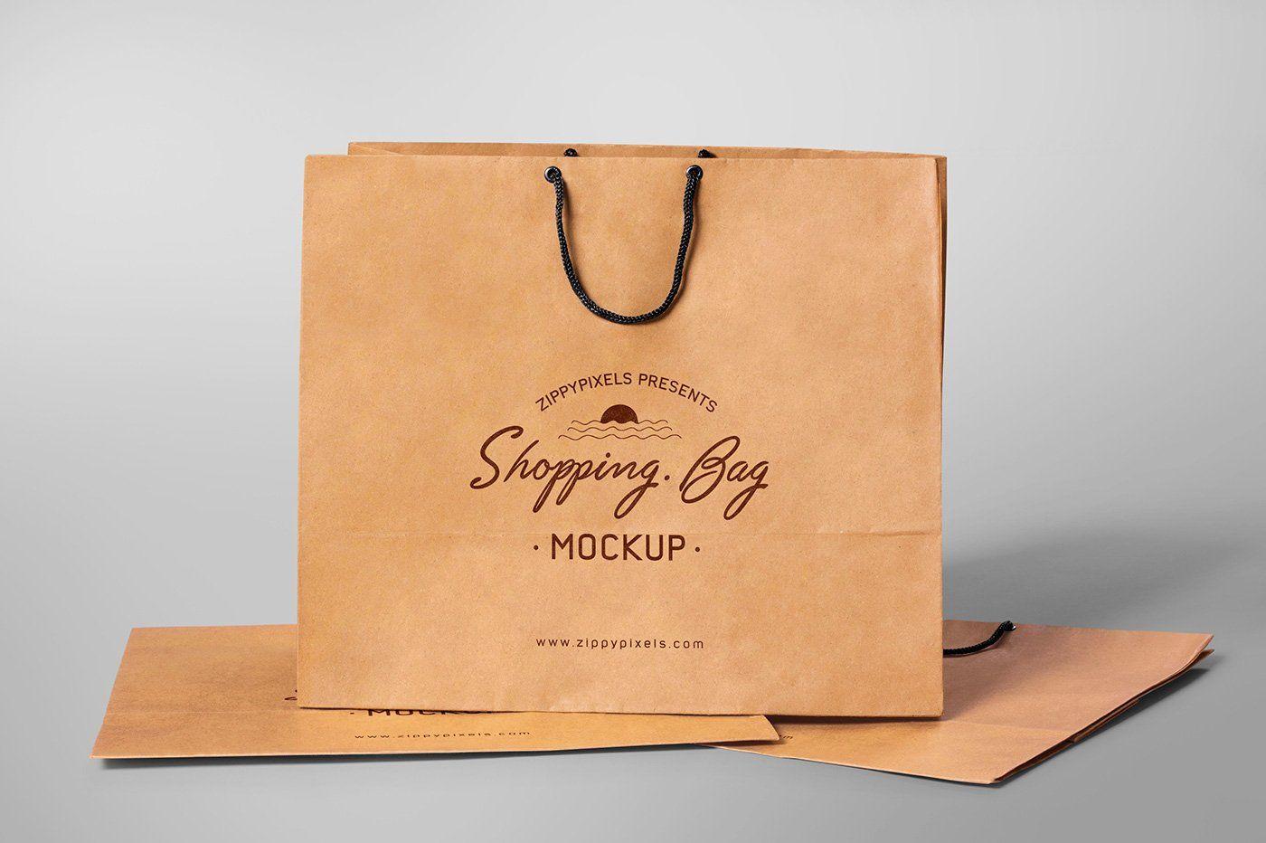 Download Appealing Shopping Bag Mockups Bag Mockup Stylish Work Bag Folding Shopping Bags