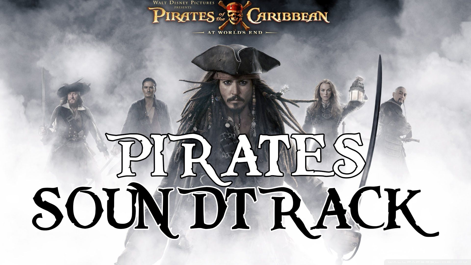Pirates of the Caribbean - At World\'s End Soundtrack   Savvy ...