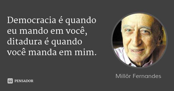 Millôr Fernandes | Frases sobre chuva, Citações sobre pensamento, Citações