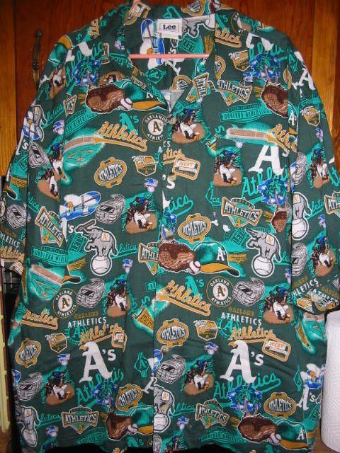 the latest e8de4 02368 Oakland A's XXXL | Hawaiian Shirts | Hawaiian