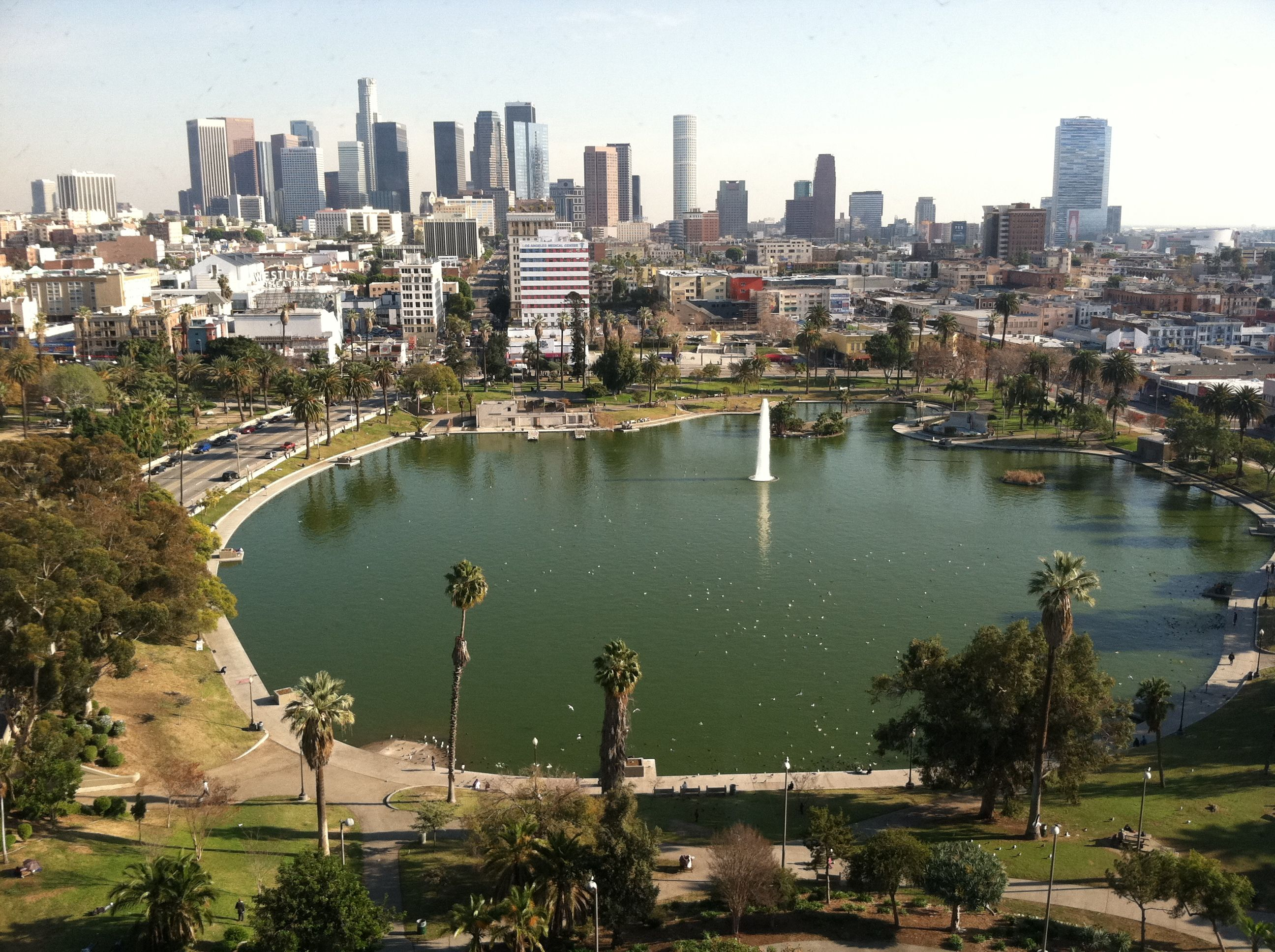 Echo Park Los Angeles Things To Do Nearby