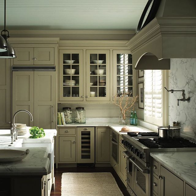 Benjamin Moore Colors For Kitchen: Start By Making Your Kitchen Inviting With Warm Tones In