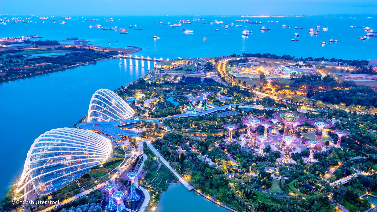 Do You Know Singapore Is One Of The Greenest Cities In The World