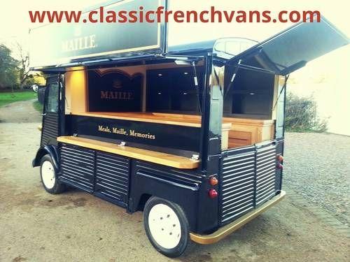 Citroen Hy Van Al Conversions S Long Wheel Base For Hire
