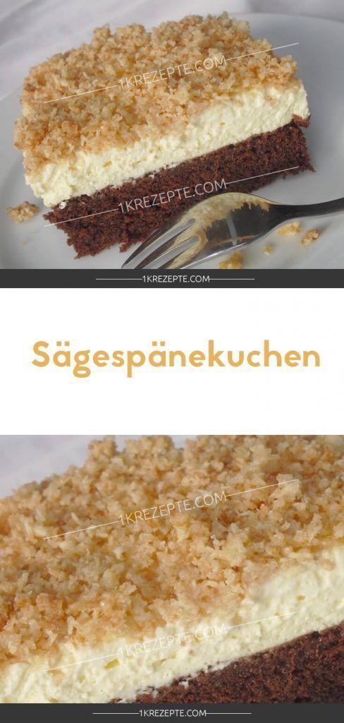 Photo of Sägespänekuchen