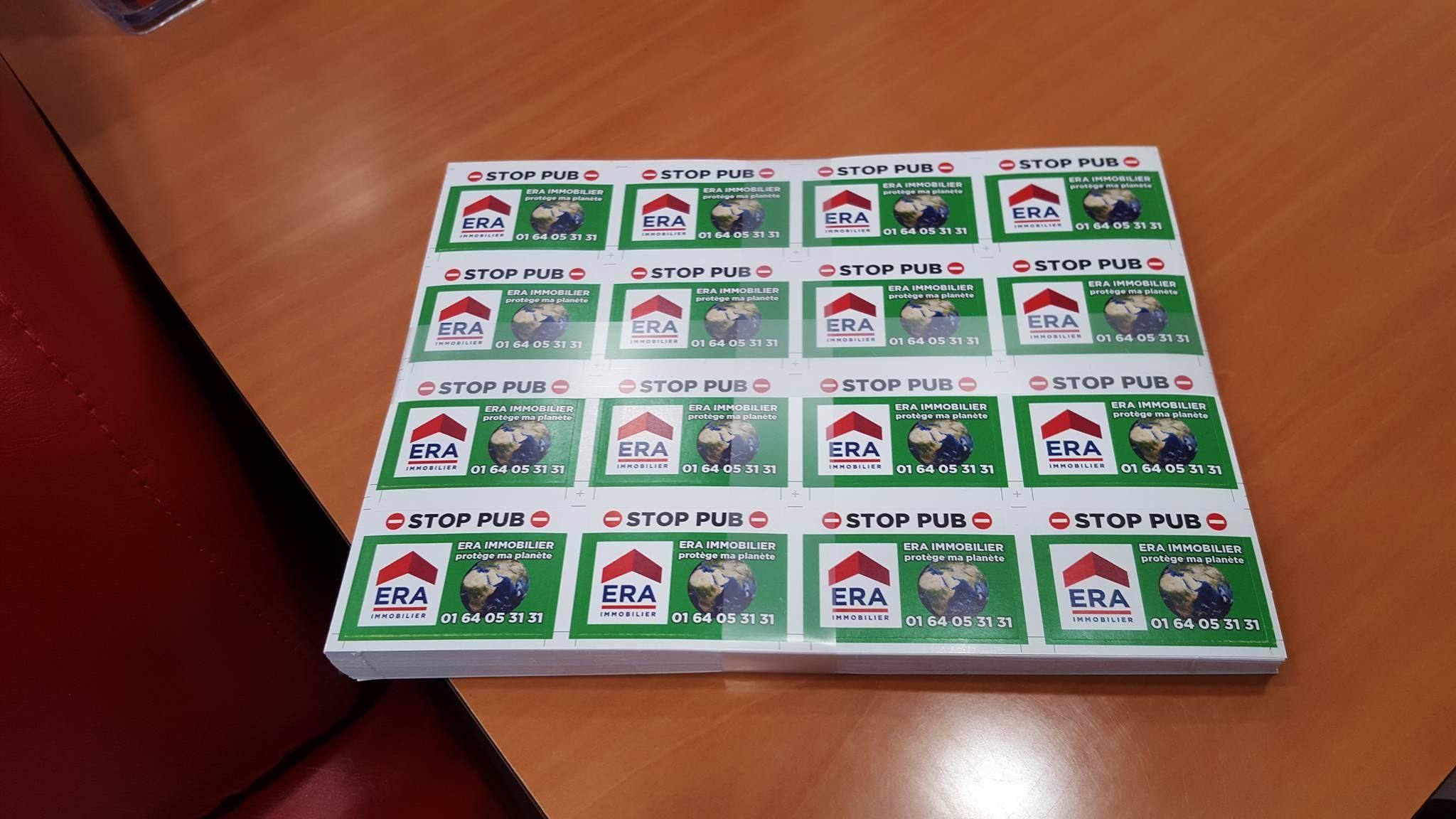 Les Stickers Stoppub Pour Boite A Lettres Sont Arrivees Chez