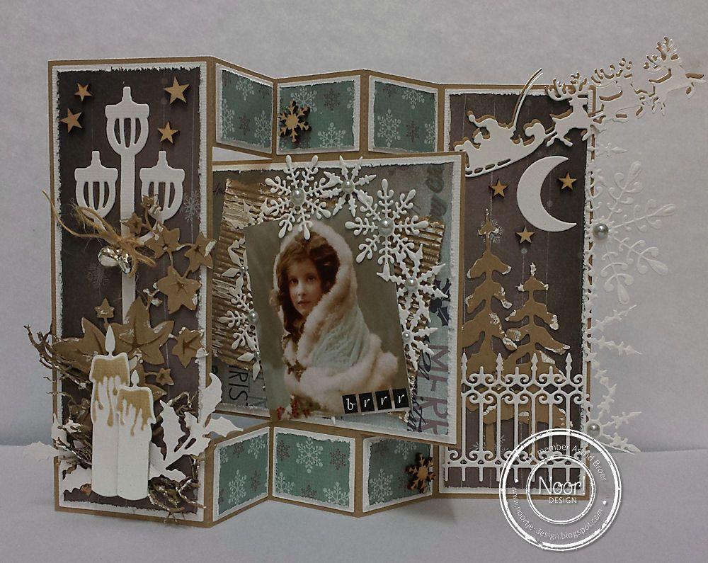 Cards by Astrid: Challenge Noor! Design !!!
