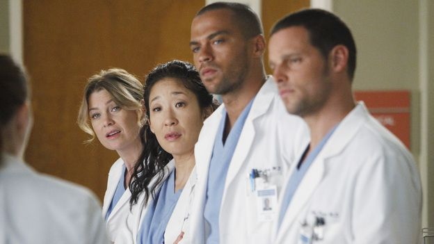 Watch GreyS Anatomy Watch Series