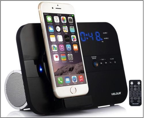 buy popular 9309a 9fbb5 Best iPhone X Docking Stations with Speaker: iPhone 8, iPhone 8 Plus ...