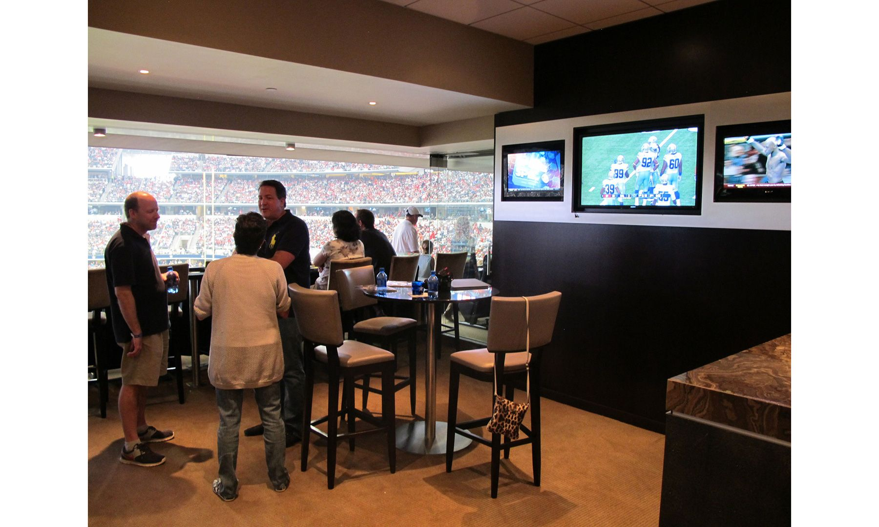 The Most Luxurious Stadium Suites And Sports Boxes With Images