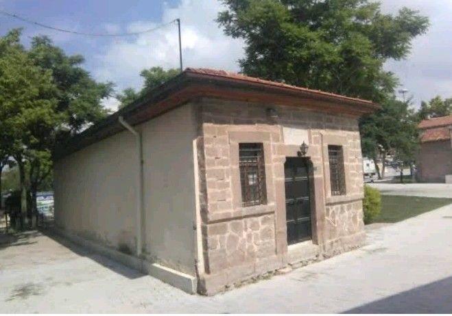 Fatma Hatun shrine (Türbe)-Milk dervish lodge (Süt tekkesi)-Constructive: Seljuk Sultan II. Keykavus's daughter Hand Fatma Hatun-Year built: 1257&1265 period-Restore: Vakıflar-Restore year: 2006-Selçuklu-Konya