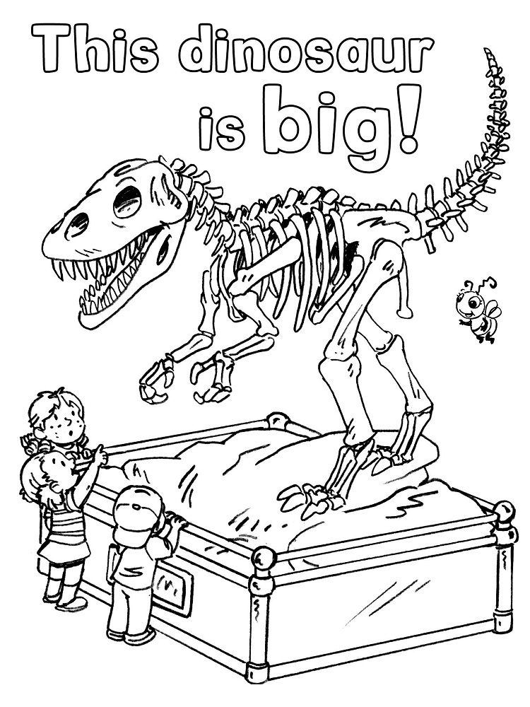 dinosaur museum coloring pages coloring pages for kids dinosaur museum coloring pages. Black Bedroom Furniture Sets. Home Design Ideas