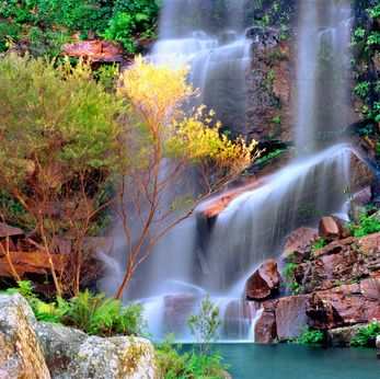 The Ideal Aperture For Landscape Photography Landscape Photography Beautiful Landscapes Waterfall