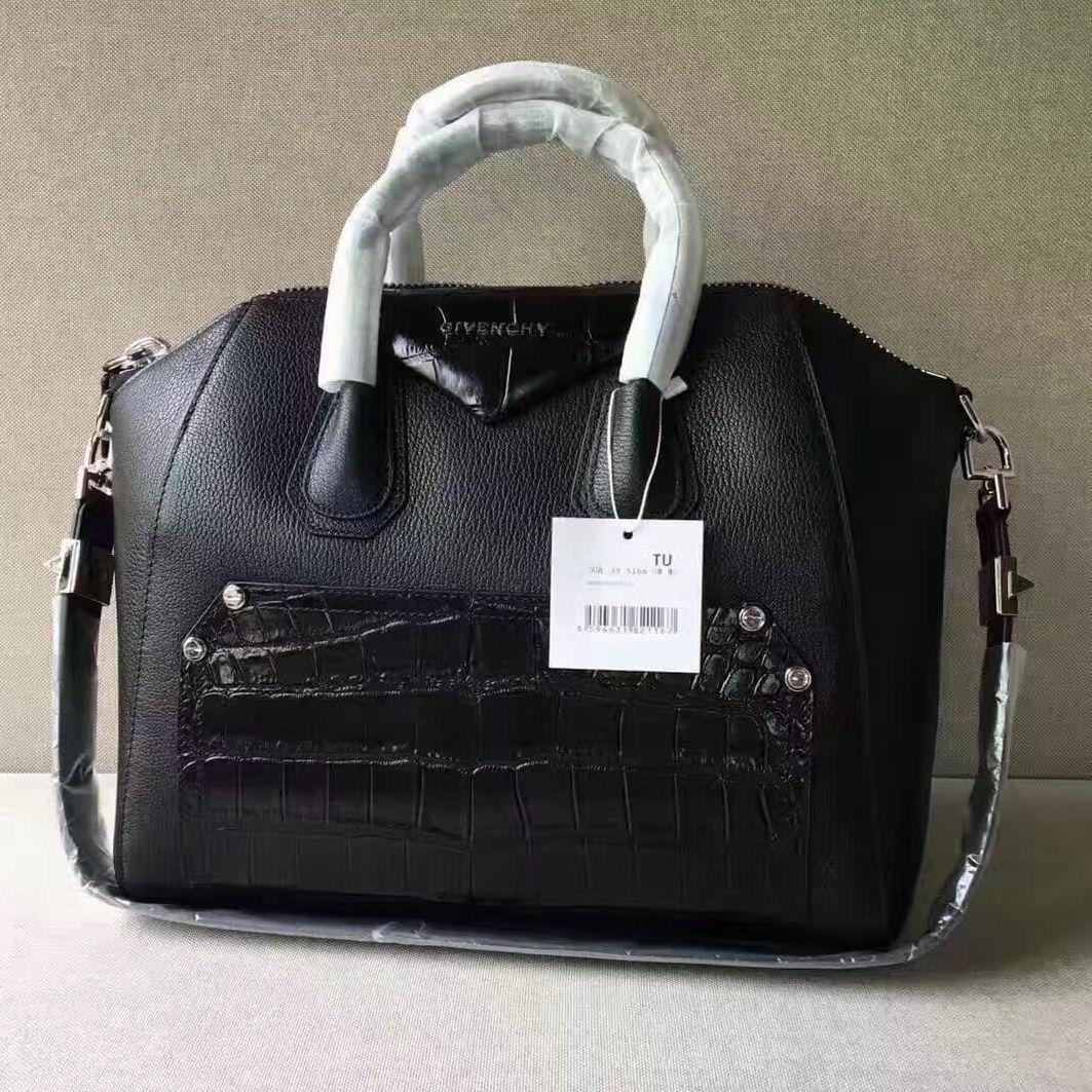 Givenchy Antigona Medium Bag 100% Authentic 80% Off  b3ae6ad6b4f06