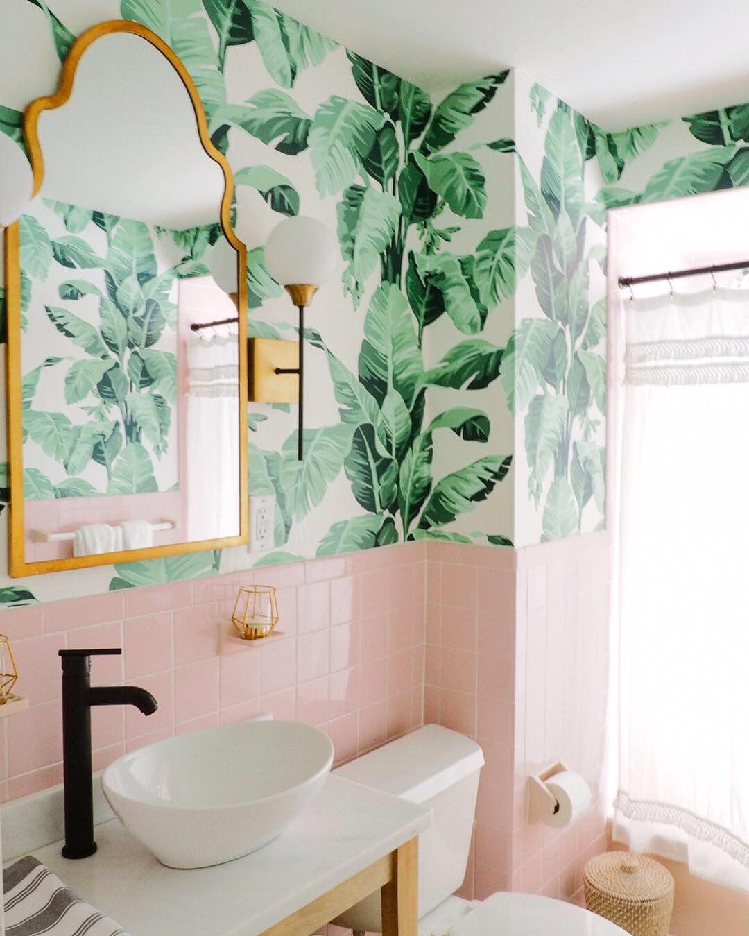 Pink Tile Bathroom Pink Bathroom Tiles Pink Bathroom Green Bathroom