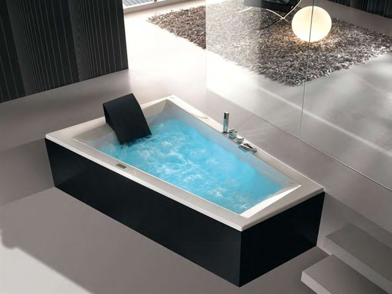 Vasca Da Bagno Hafro : Vasca da bagno idromassaggio in legno era plus