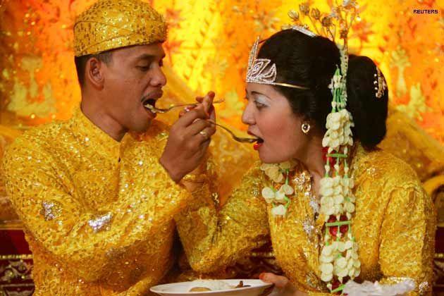 In Pics Weddings Around The World