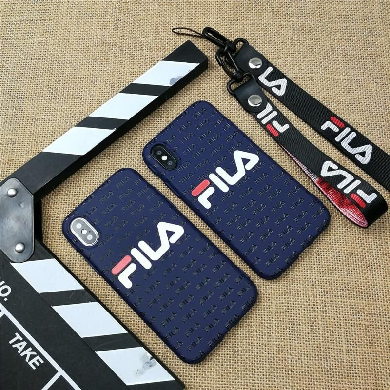 coque iphone 7 plus fila