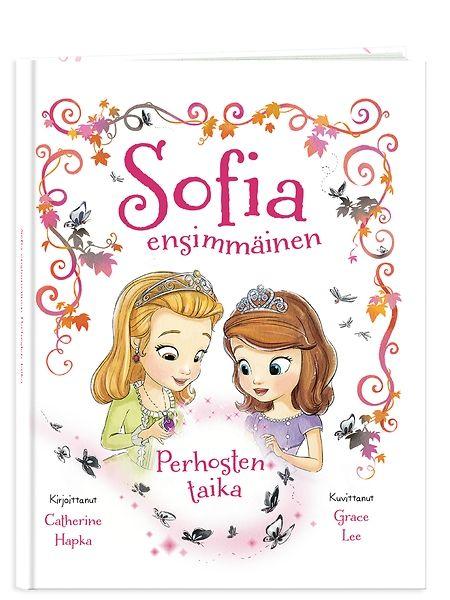 Sofia ensimmäinen, Perhosten taika -kirjassa Prinsessa Anne saa selville, että Sofian amuletissa on taikavoimia. Hän lainaa luvatta siskonsa korua, mutta jokin menee pieleen. Amuletti loihtii paikalle pahan prinsessa Ivyn, jonka perhoset muuttavat Lumolan mustavalkoiseksi. Onneksi Anne ja Sofia saavat avukseen ihanan prinsessa Tähkäpään!