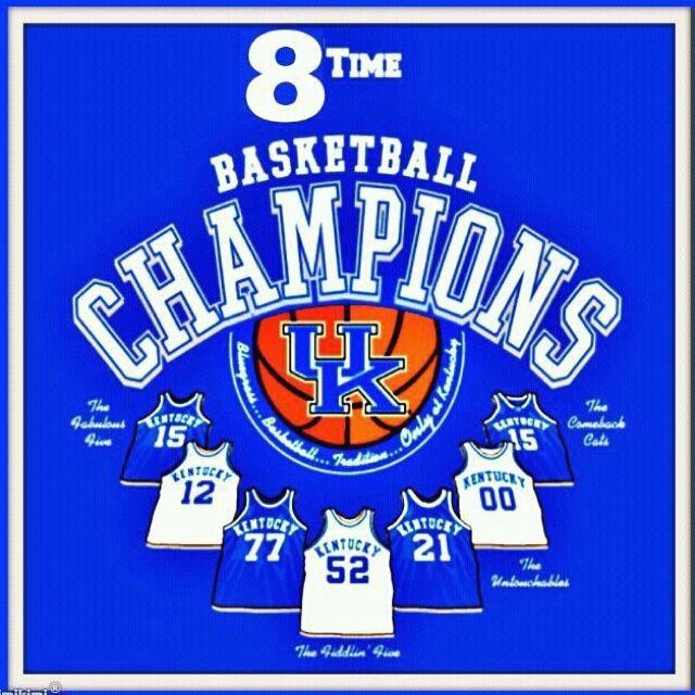 KY Wildcats ~ National Champs   Big blue nation, Go big ...