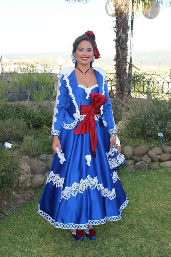 Fotos de las Damas Goyescas de Ronda 2016 Vestidos De Flamenca e0e12b4751f