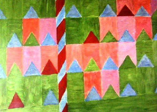 Alfredo Volpi Alfredo Volpi Pintor Painter Volpi Arte