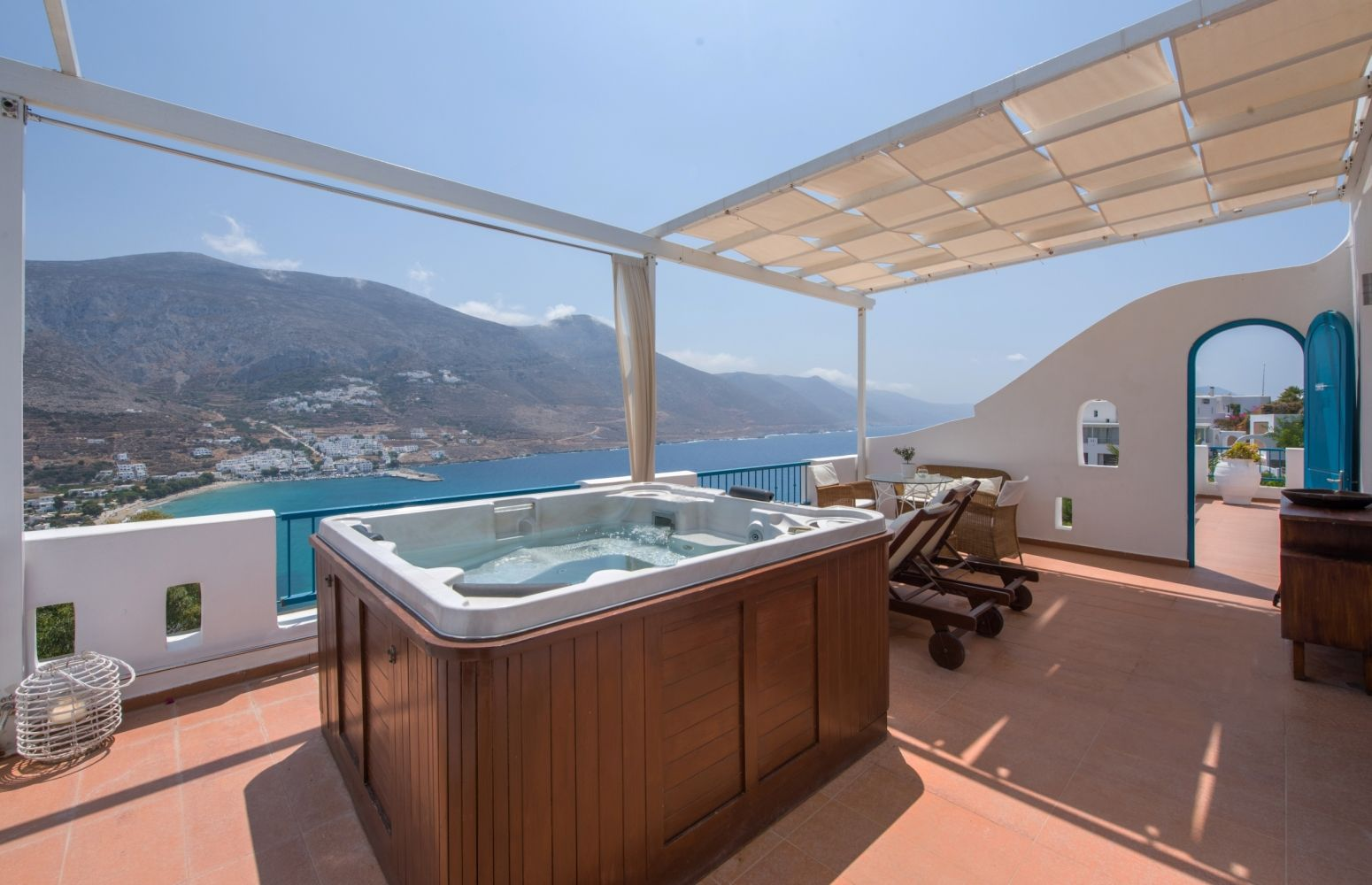 The Presidential Suite Indoor Jacuzzi Hotel Spa Luxury Hotel