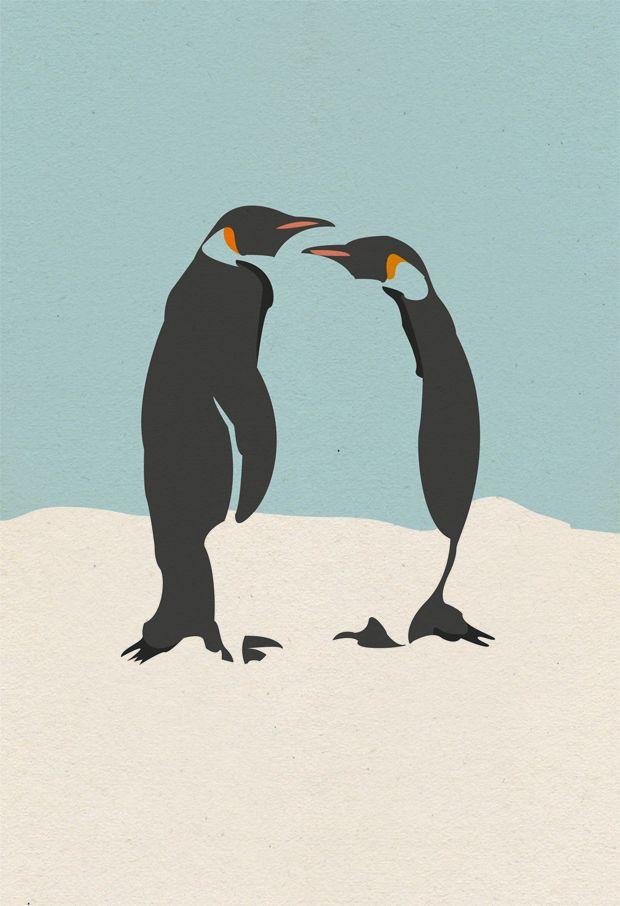Jake Gunn. Poetic Penguins.