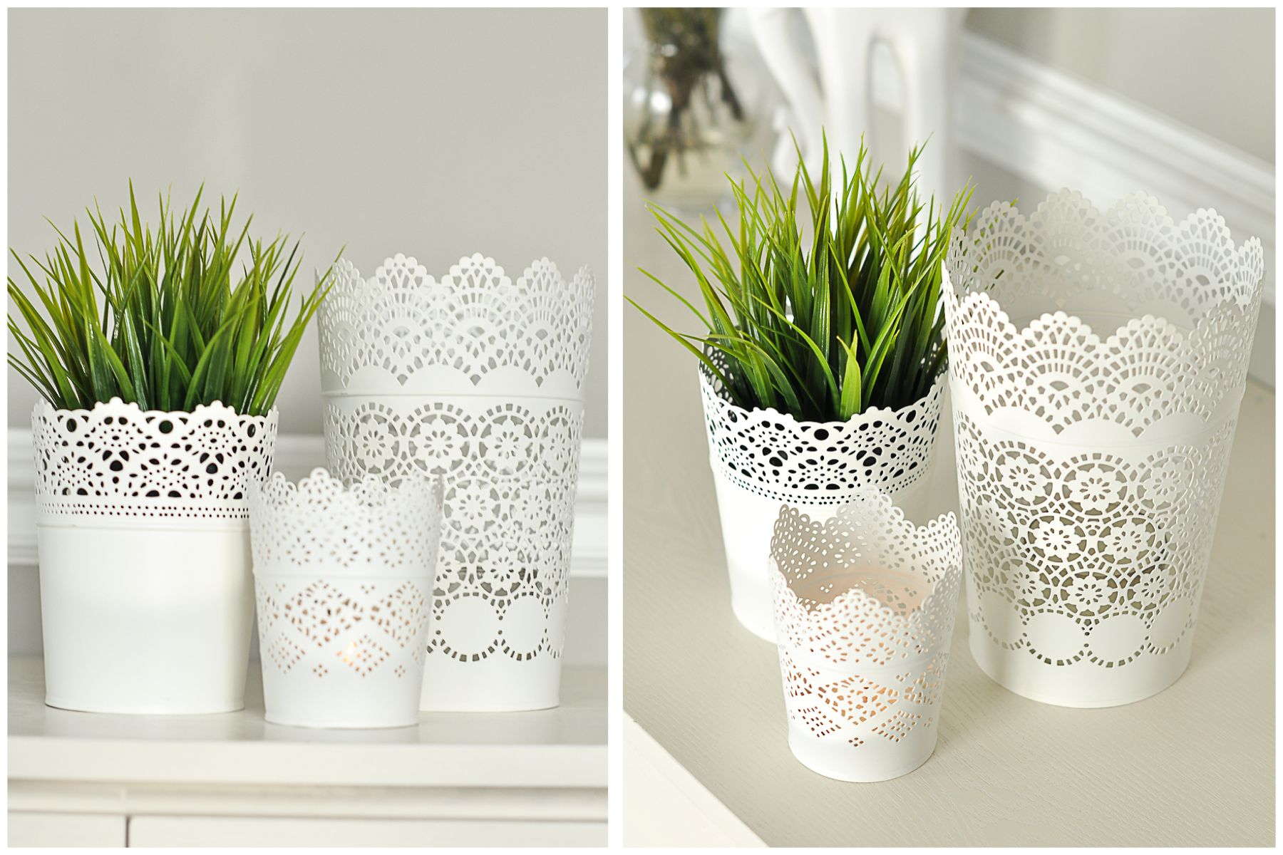 Skurar inredning pinterest receptions planters and centerpieces ikea skurar white vasesflower floridaeventfo Image collections