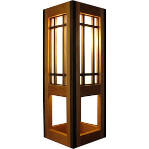 Beautiful Rockland Shoji Table Lamp