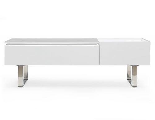 For the new den structube living room accent tables evo white