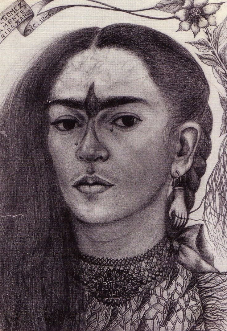 Women in Art History — Frida Kahlo